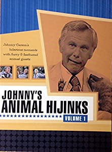 Johnny's Animal Hijinks, Vol. 1 [DVD]