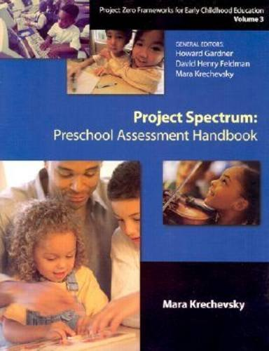 Project Spectrum: Preschool Assessment Handbook (Project...