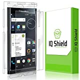 IQ Shield LiQuidSkin - BlackBerry Priv Screen Protector + Full Body (Front & Back) & Warranty Replacements - HD Ultra Clear Film Guard - Smooth / Self-Healing / Bubble-Free Shield by IQShield [並行輸入品]