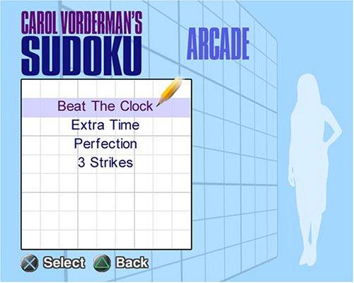 Carol Vorderman's Sudoku  galerija