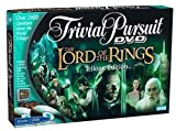 Trivial Pursuit DVD Game The Lord of the Rings Edition by Hasbro