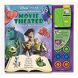 Disney Pixar Amazing Adventures: Movie Theater Storybook & Movie Projector (Movie Theater Storyboks)