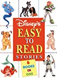 Disney's Easy to Read Stories: A Collection of 6 Favorite Tales
