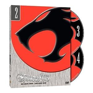 Thundercats Movie  on Amazon Com  Thundercats  Season One  Volume One Dis  Dvd Movie