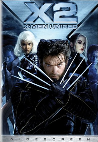 Cover art for  X2: X-Men United (Two-Disc Widescreen Edition)