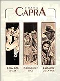 echange, troc Coffret Frank Capra 3 DVD : La Course de Broadway Bill / Grande dame pour un jour / L'Homme de la rue