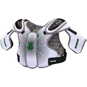 Brine Pulse Lacrosse Shoulder Pad by Brine