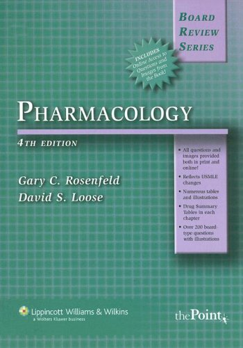 BRS Pharmacology, 4th Edition Board Review Series
