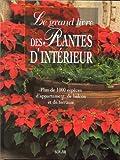 echange, troc Kruger Ursula - Grand livre plantes d interieur