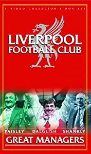 Liverpool Football Club - Great Managers - Shankly Paisley Dalglish Vhs from 2 Entertain Video