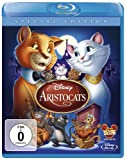 DVD Cover 'Aristocats [Blu-ray] [Special Edition]