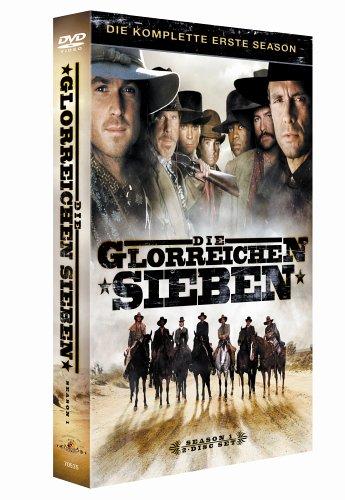 Die Glorreichen Sieben - Die komplette erste Season [3 DVDs] hier kaufen