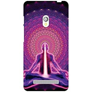Asus Zenfone 5 A501CG Back Cover - At Peace Designer Cases