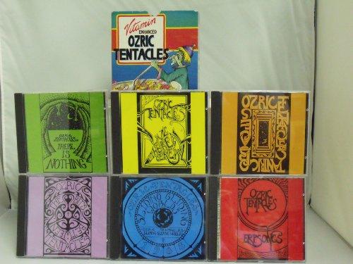 Ozric Tentacles – Vitamin Enhanced (6CD Box Set) (1994) [FLAC]