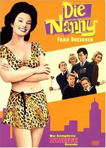 Die Nanny - Die komplette zweite Season (3 DVDs) hier kaufen