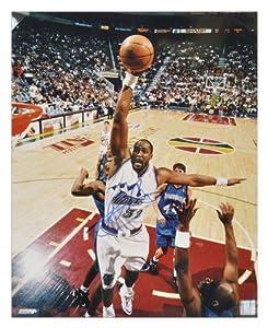 Utah Jazz Karl Malone Autographed Photo - Memories - Mounted Memories Certified by Sports Memorabilia