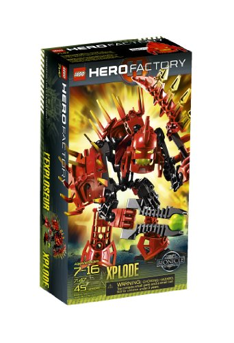 LEGO® Hero Factory Xplode 7147