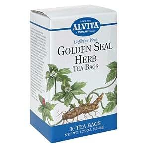 Golden seal tea