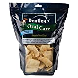 Dentley's Traditional Rawhide Oral Care Chew Chips Dog Treats