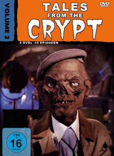 Tales From The Crypt Vol. 2 [4 DVDs]