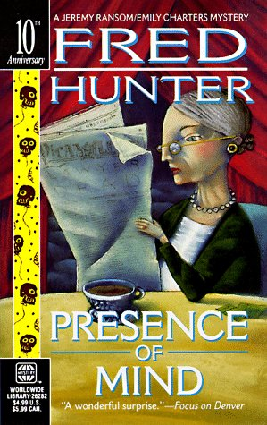 Presence Of Mind (Worldwide Library Mysteries), Fred Hunter
