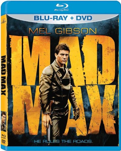 Cover art for  Mad Max (Two-Disc Blu-ray/DVD Combo in Blu-ray Packaging)