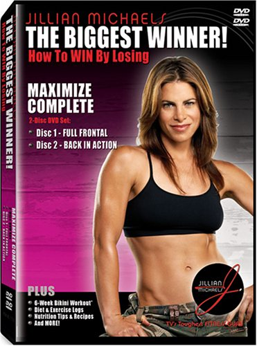 The Biggest Winner - How to Win by Losing - Maximize Complete (2-Disc DVD Set - Full Frontal & Back in Action)