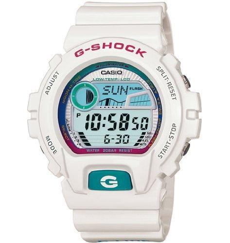 G-Shock GLX 6900 Glide Watch White, One Size
