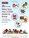 What Your Year 3 Child Needs to Know: Fundamentals of a Good Year 3 Education (Core Knowledge UK)