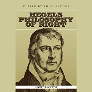 Hegel's Philosophy of Right Audiobook