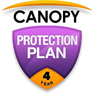Canopy 4-Year TV Protection Plan ($300-$350)