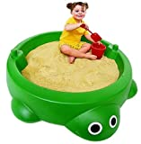 Inflatable drinking water Slides:Turtle Sandbox