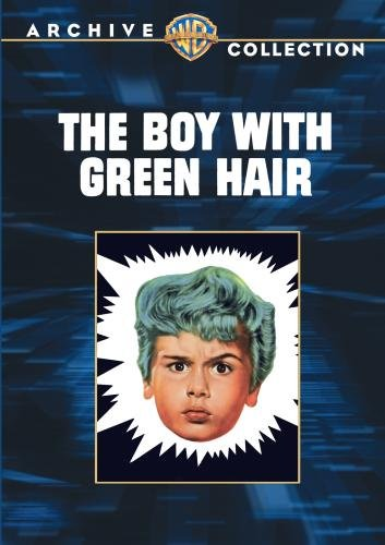 Cover art for  Boy With Green Hair