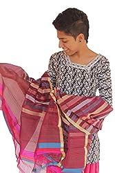 Handwoven Pure Silk Stoles