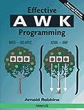 Effective AWK Programming