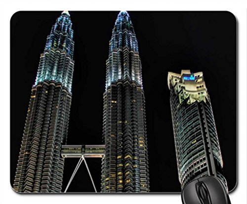 petronas-towers-malaysia-mouse-pad-mousepad-skyscrapers-mouse-pad