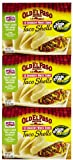 Old El Paso White Corn Taco Shells, 12 ct, 3 pk