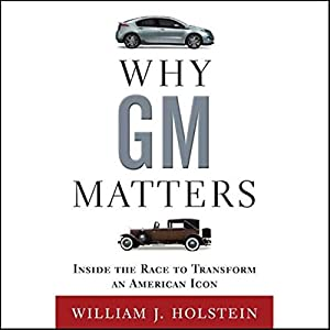 Why GM Matters Audiobook