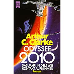 2010 by Arthur C. Clarke (German Edition)