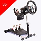 Wheel Stand Pro - Stand for Logitech G25/G27 Racing Wheel - DELUXE