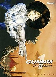 GunnM Edition originale Tome 1