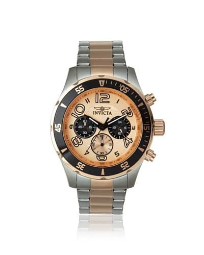 Invicta Men's 12913 Pro Diver Chronograph Stainless Steel Watch