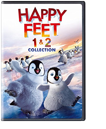 Happy Feet/Happy Feet Two (DVD)(DBFE) (Happy Feet Dvd compare prices)