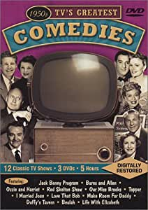 1950s TV's Greatest Comedies