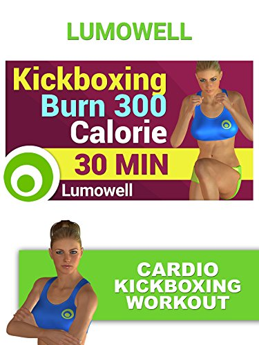 Kickboxing: Burn 300 Calories