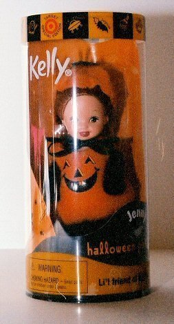 2000 Jenny Halloween Party Kelly and Friends Barbie Doll by Mattel - 1