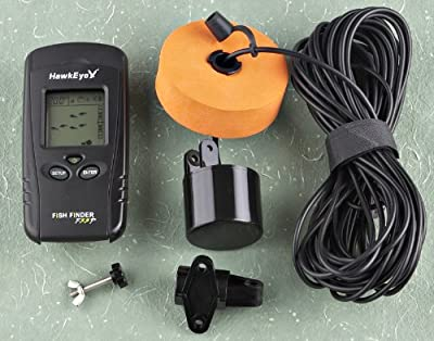 Hawkeye Portable Fishfinder from HAWKEYE
