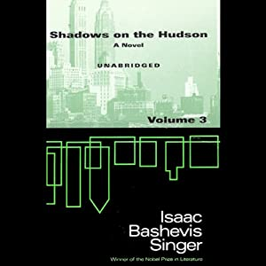 Shadows on the Hudson, Volume 3 Audiobook