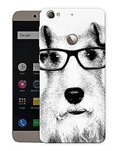 """Humor Gang Sophist Dog Printed Designer Mobile Back Cover For """"Letv Le 1S"""" (3D, Matte, Premium Quality Snap On Case)"""