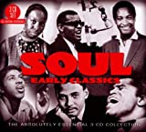 Various Artists Soul Early Classics: The Absolutely Essential 3CD Collection